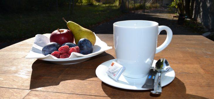 Vitaminreiche Pausen für effizientes Arbeiten