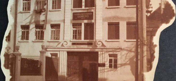 Vom Brand in der Schraubenfabrik zum Coworking Space: Die Geschichte des Loreto Gebäudes in der Solothurner Zeitung